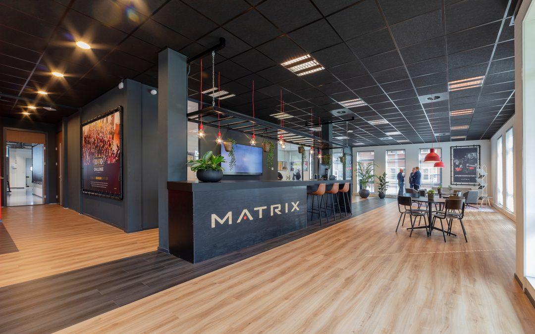 Matrix kantoor – Houten